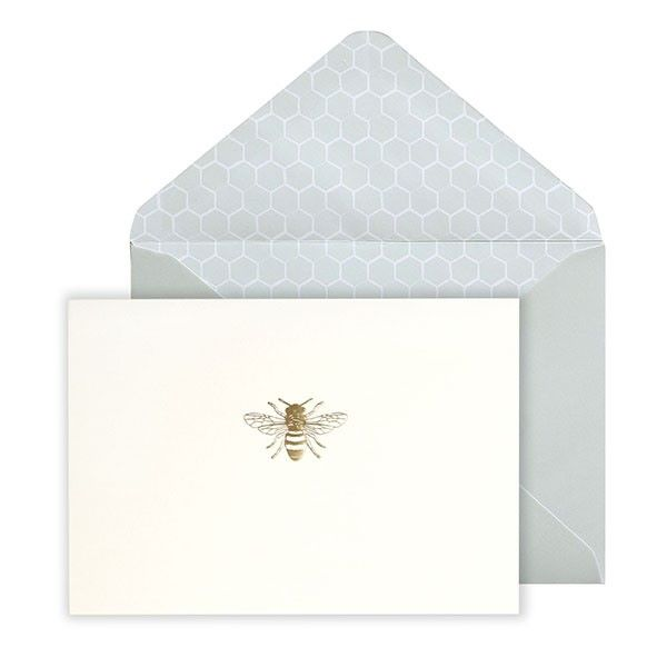Sky + Miller Bee Notecard Set