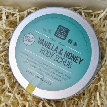 Honey & Vanilla Body Scrub