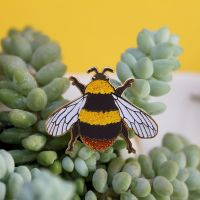 Early Bumblebee Pin