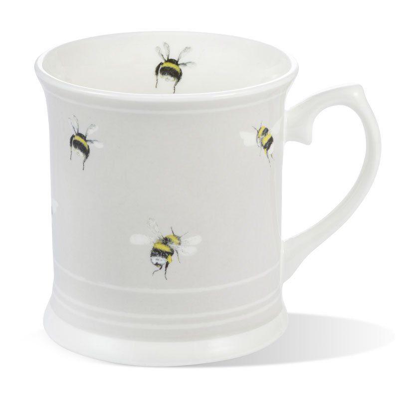 Bee Mug (Grey)