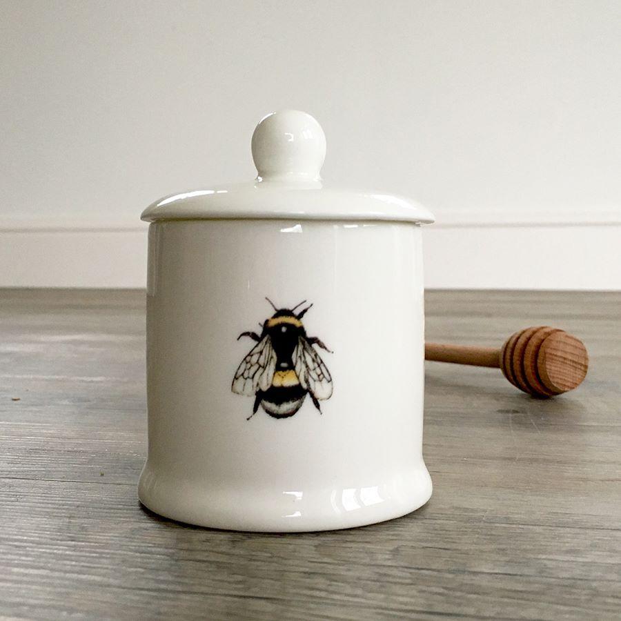 Honey Pot & Drizzler