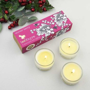 Tea Lights - Winter Berries