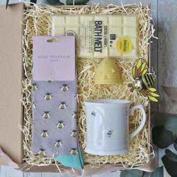 Christmas Bee Gift Box