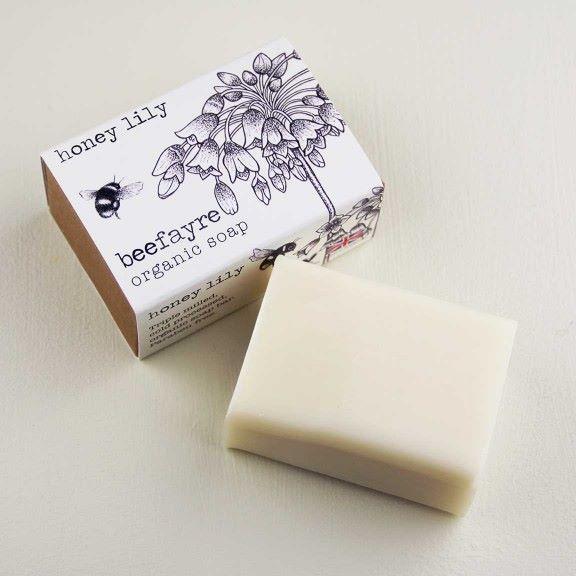 Honey Lily Soap