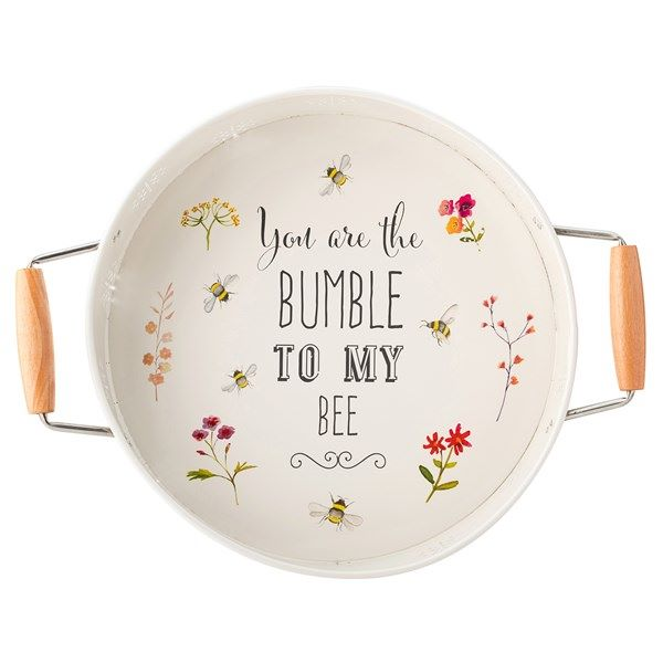 Bee Serving Tray
