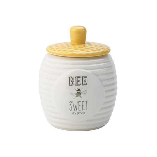 Bee Sweet Sugar Pot