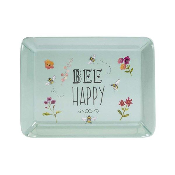 Scatter Tray - Bee Happy