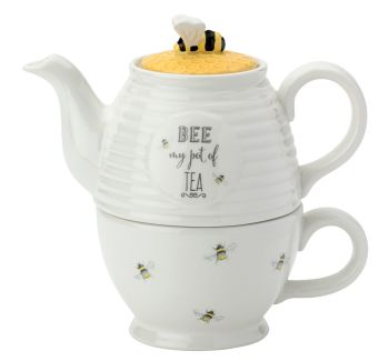 Bee Tea for One Teapot