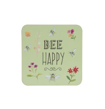 Bee Happy Coasters