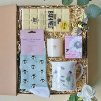 Floral Bee Gift Box