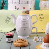 Bee Tea for One Teapot
