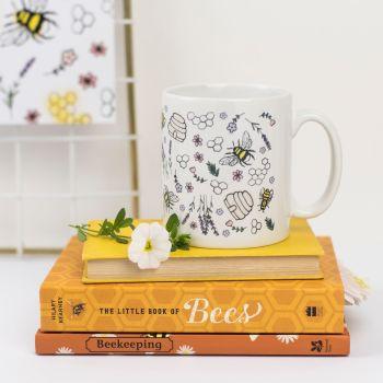 Honey & Bumble Bee Mug