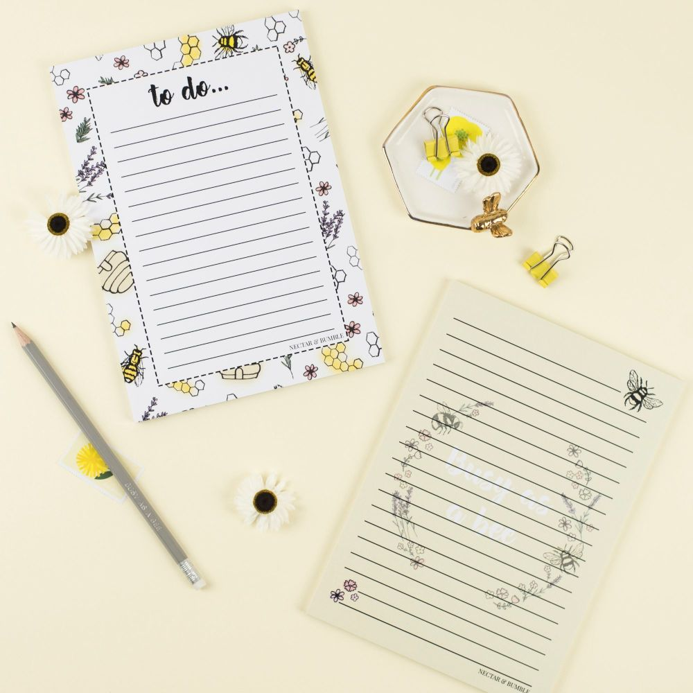 Bee Print To-Do List