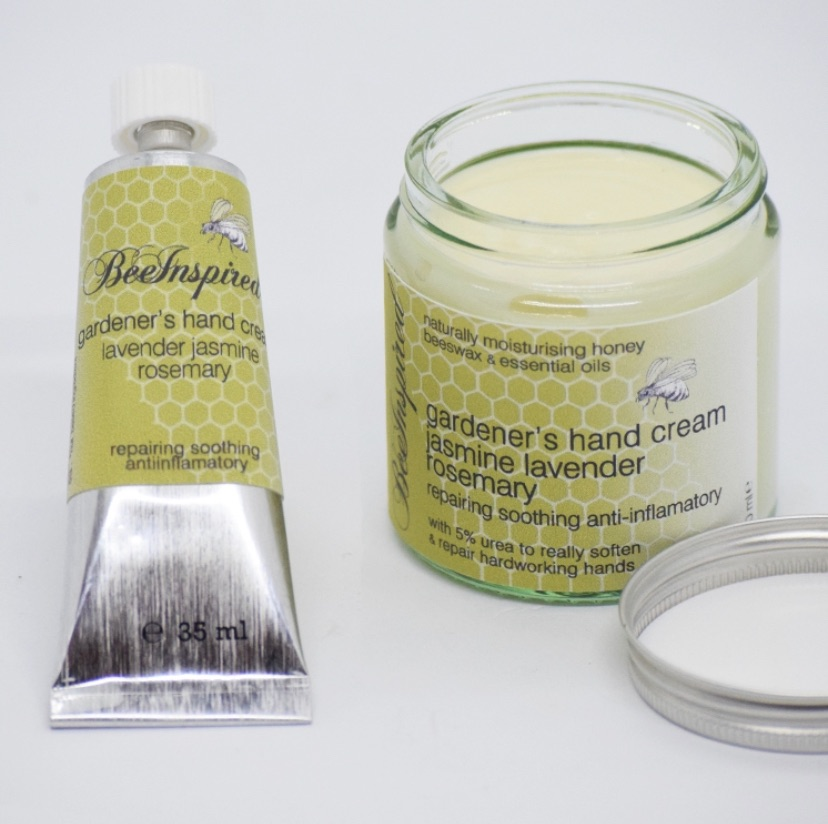 Bee Inspired Hand Cream - Gardener's