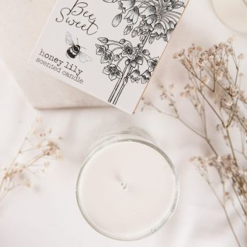 Honey Lily Candle