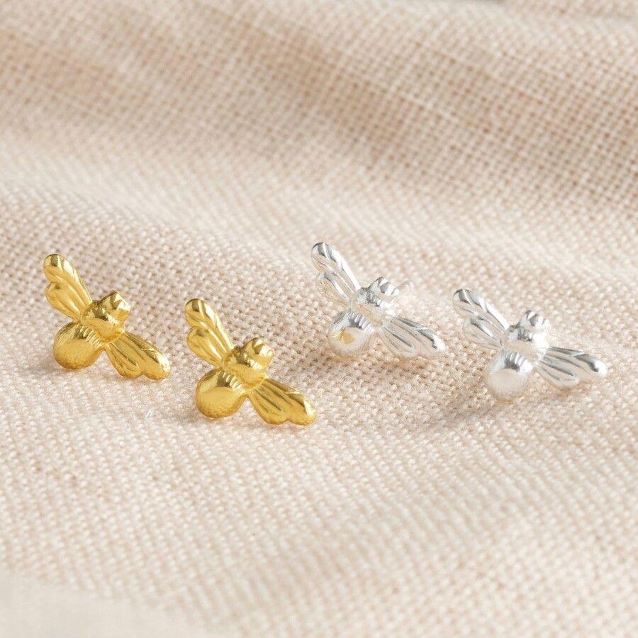 Bumblebee Stud Earrings