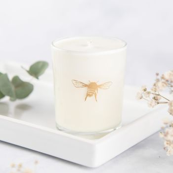 Honey Lily Votive Candle