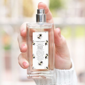 Amber & Sweet Honey Room Spray