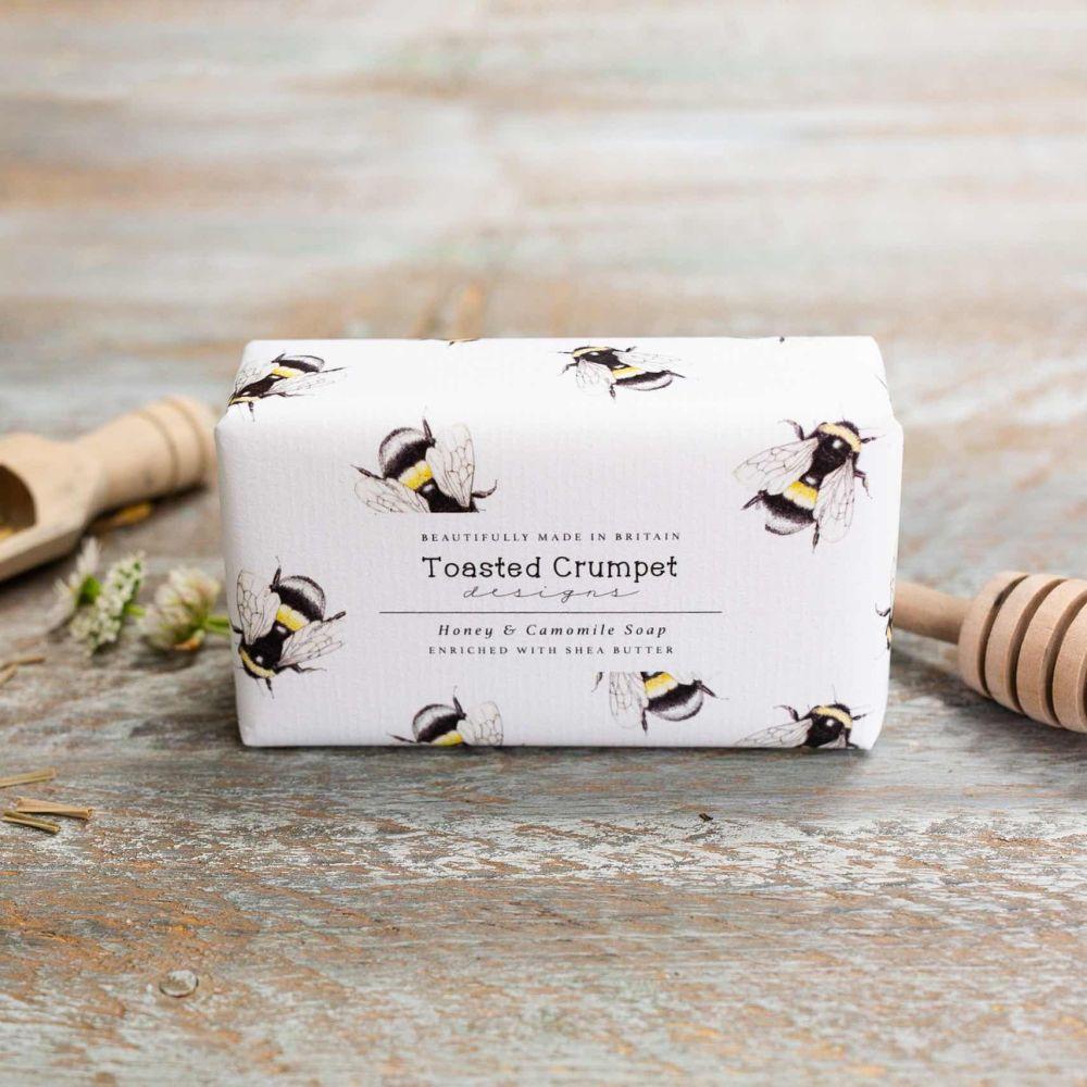 Honey & Chamomile Soap