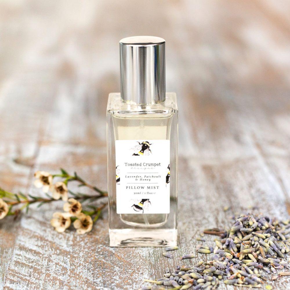 Lavender, Patchouli & Honey Pillow Mist