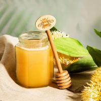 Bamboo Honey Dipper