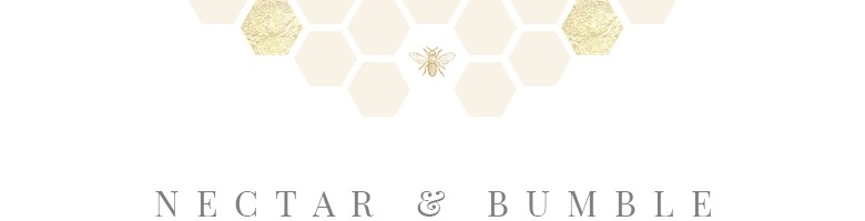 Nectar & Bumble, site logo.