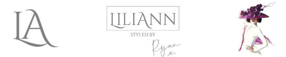Liliann Styled by Ryan, site logo.