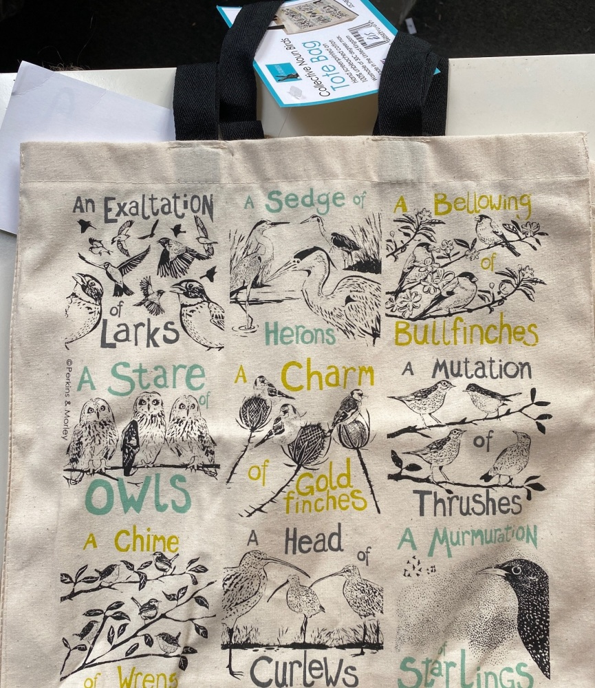 Collective noun Tote