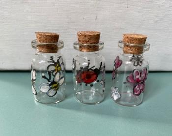 Garden mini bottles