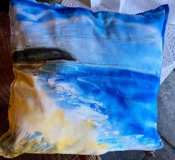 Woolacombe cushion