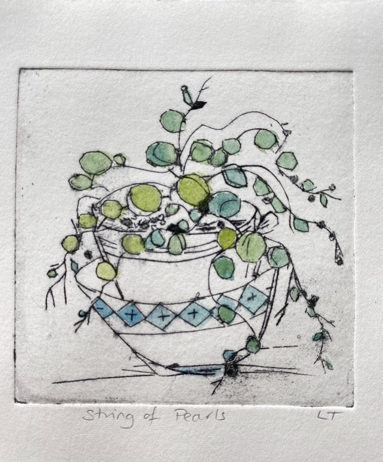 Intaglio prints and etchings