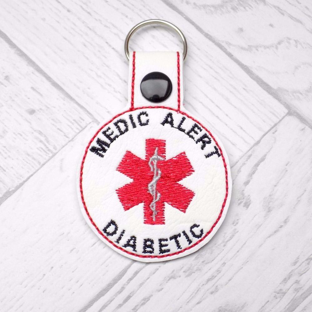 Medic Alert Keyrings