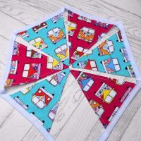 Campervan Medium Sized Bunting