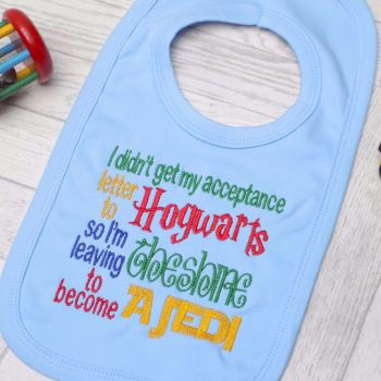 Hogwarts Bib
