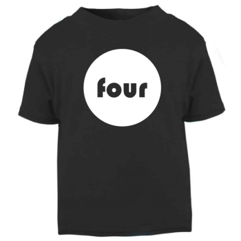 Retro Circles Age T-Shirt