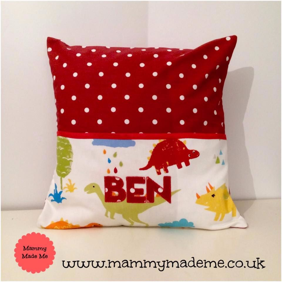 Personalised Story Time Cushion - Mermaid Design