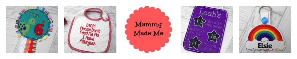 Mammy Made Me, site logo.