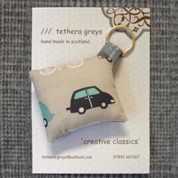 4. transport key ring / bag charm