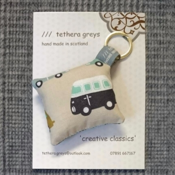 7. transport key ring / bag charm