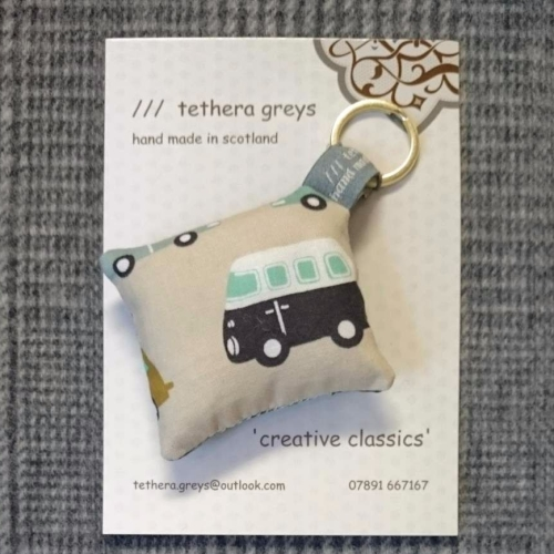 7. transport key ring / bag charm