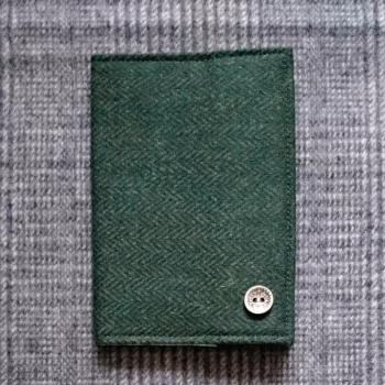7. passport / notebook cover