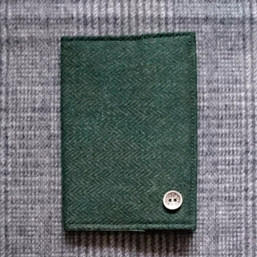 7. passport / notebook cover