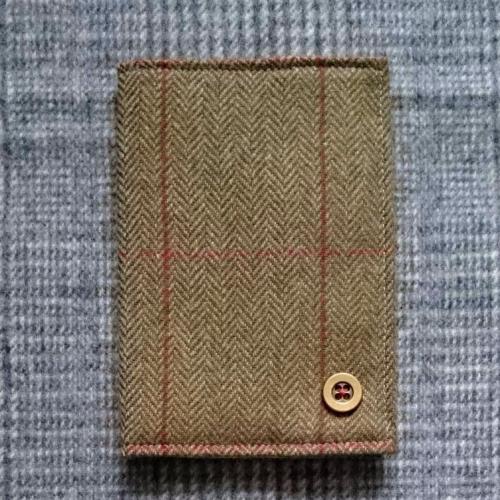 8. passport / notebook cover