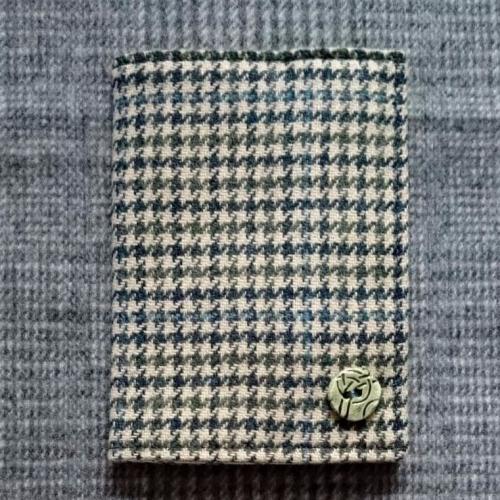17. passport / notebook cover