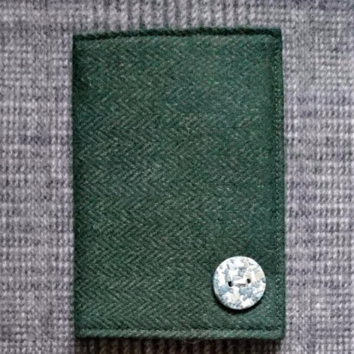 19. passport / notebook cover