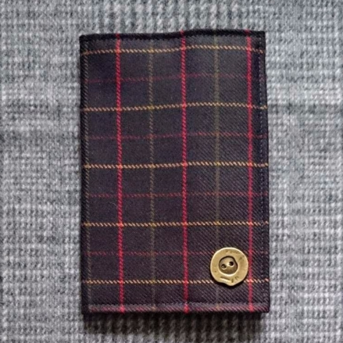 22. passport / notebook cover