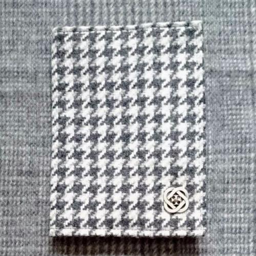 26. passport / notebook cover