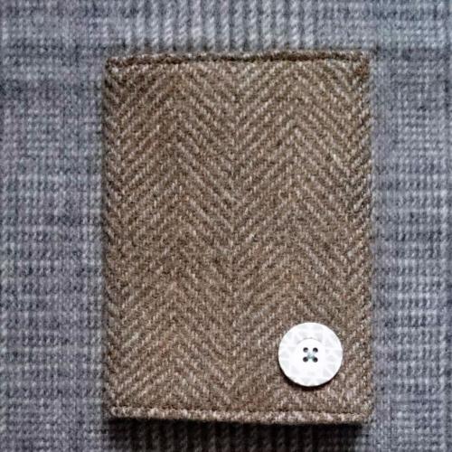 27. passport / notebook cover
