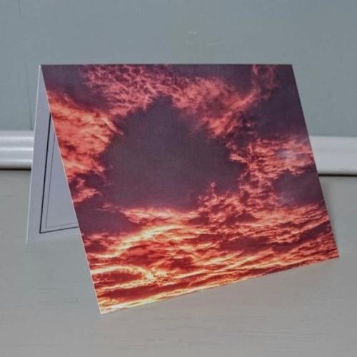 'lava sky'