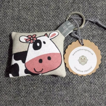 24. farmyard key ring / bag charm